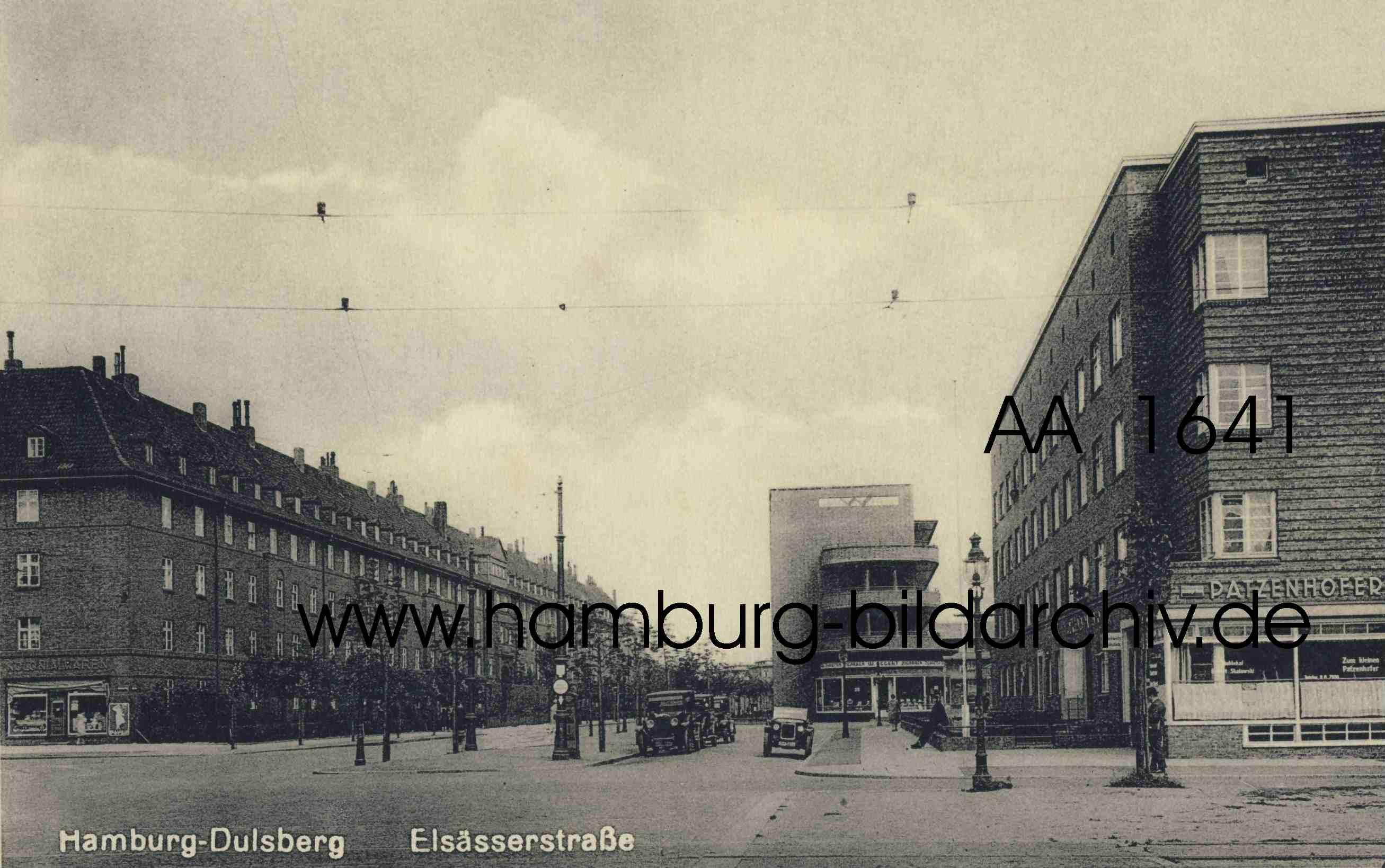 Straßburger Platz Hamburg