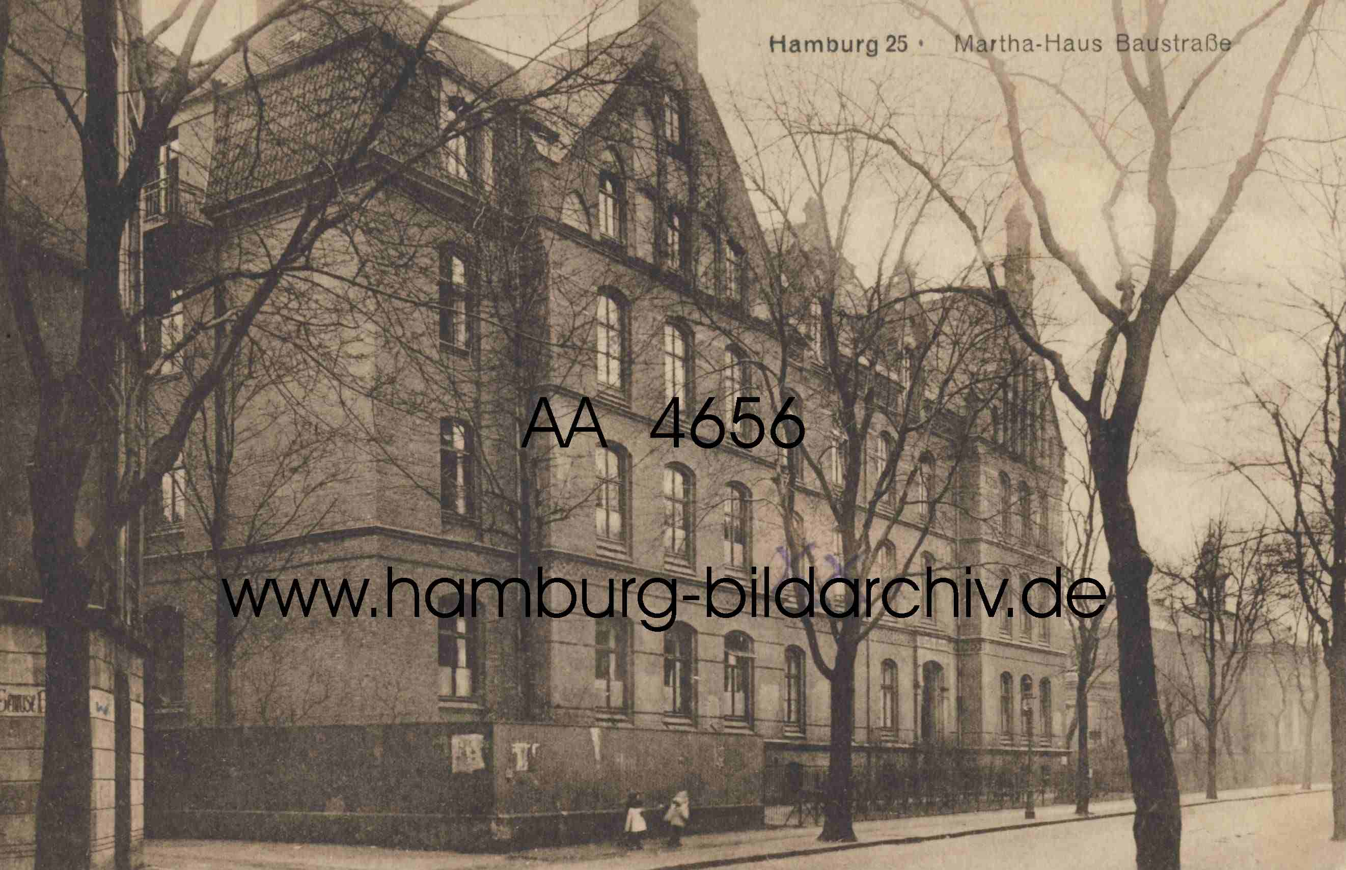 Martha Haus Hamburg