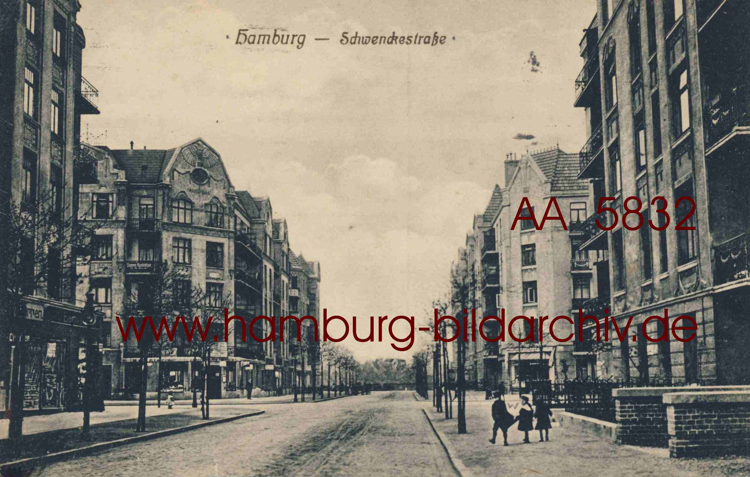 Schwenckestraße
