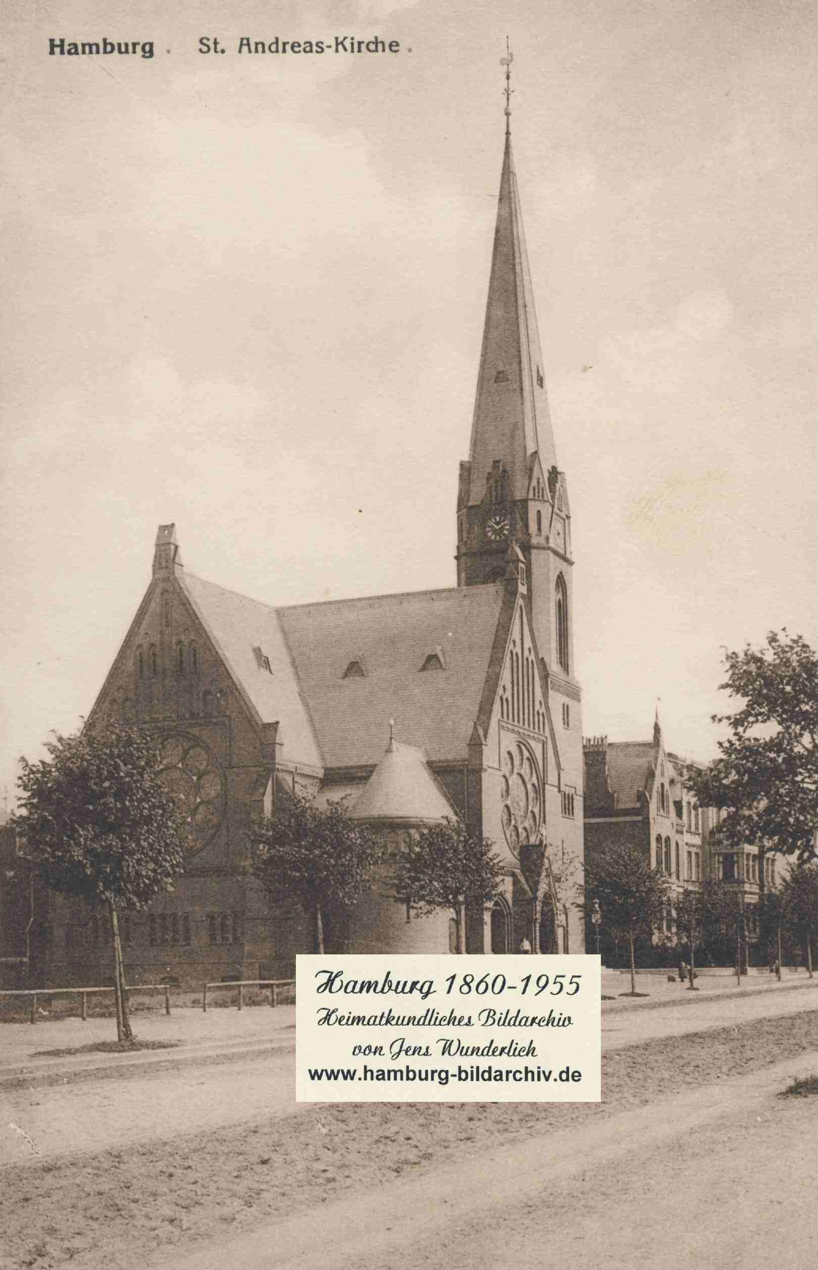 St Andreas Hamburg