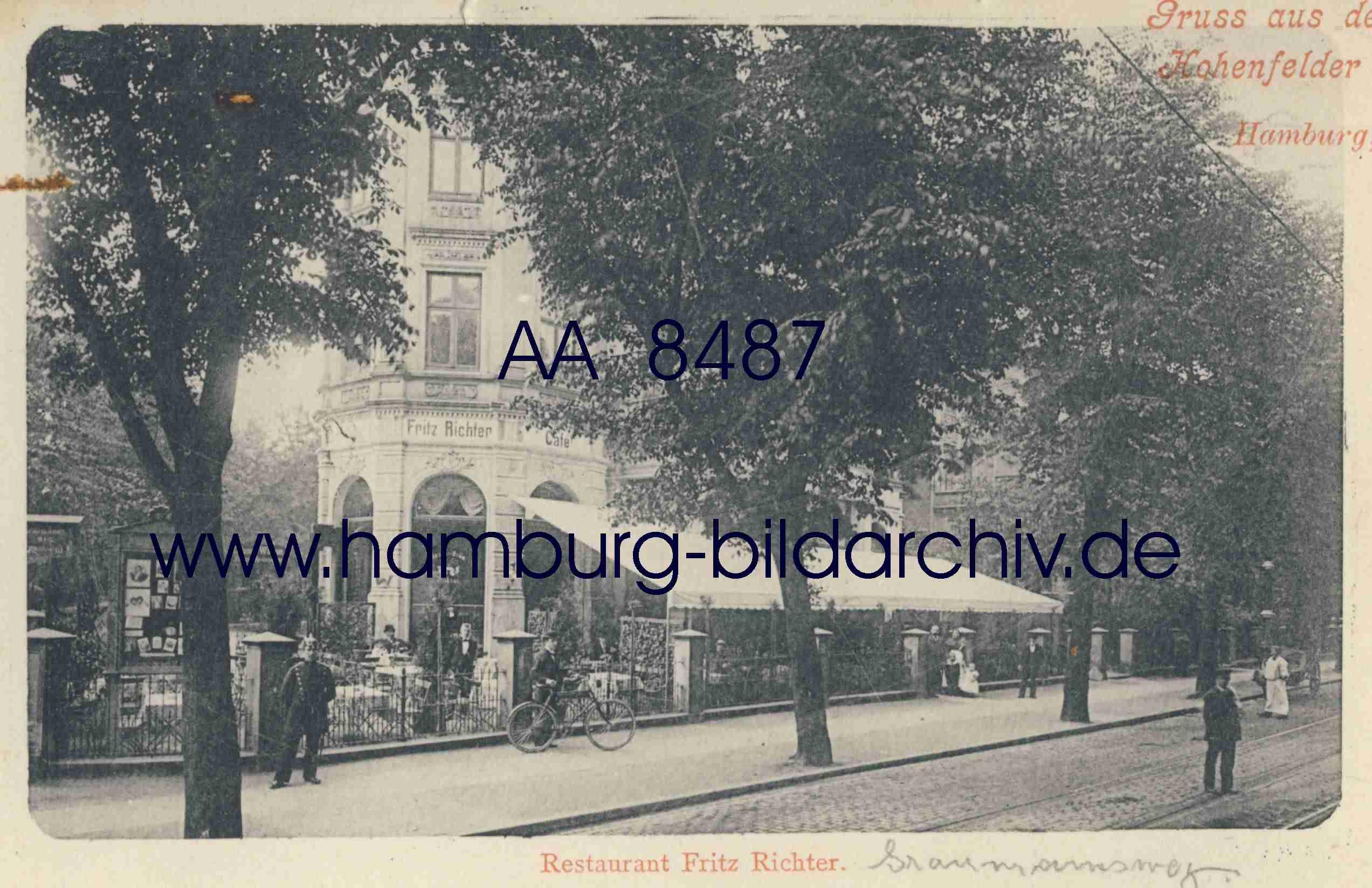 Hamburg Graumannsweg