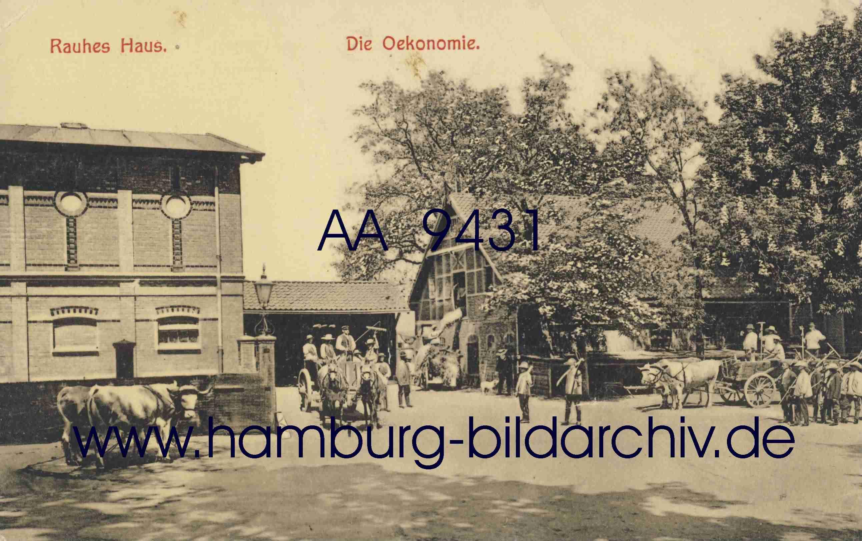 Wichern Stiftung Rauhes Haus