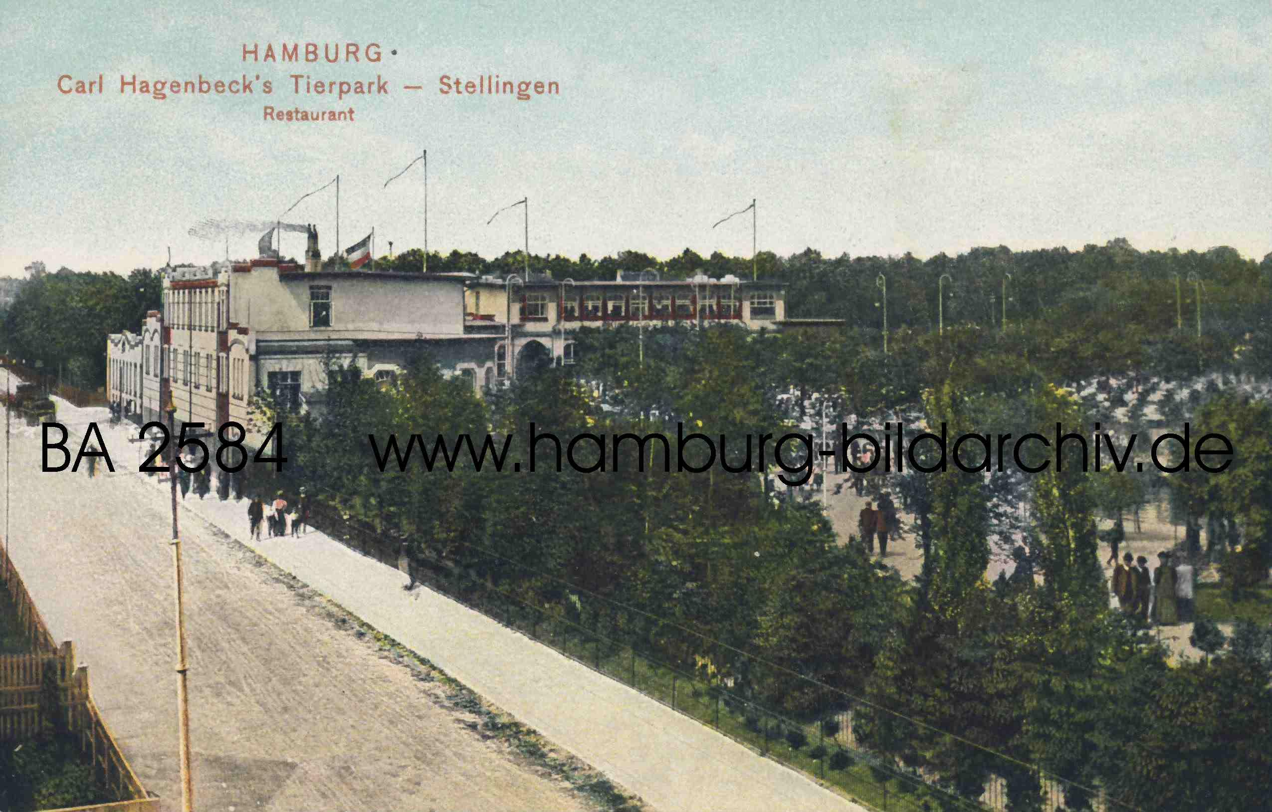 hagenbecks tierpark seit 1907. Black Bedroom Furniture Sets. Home Design Ideas